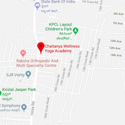 Kasavanhalli Road Branch-map