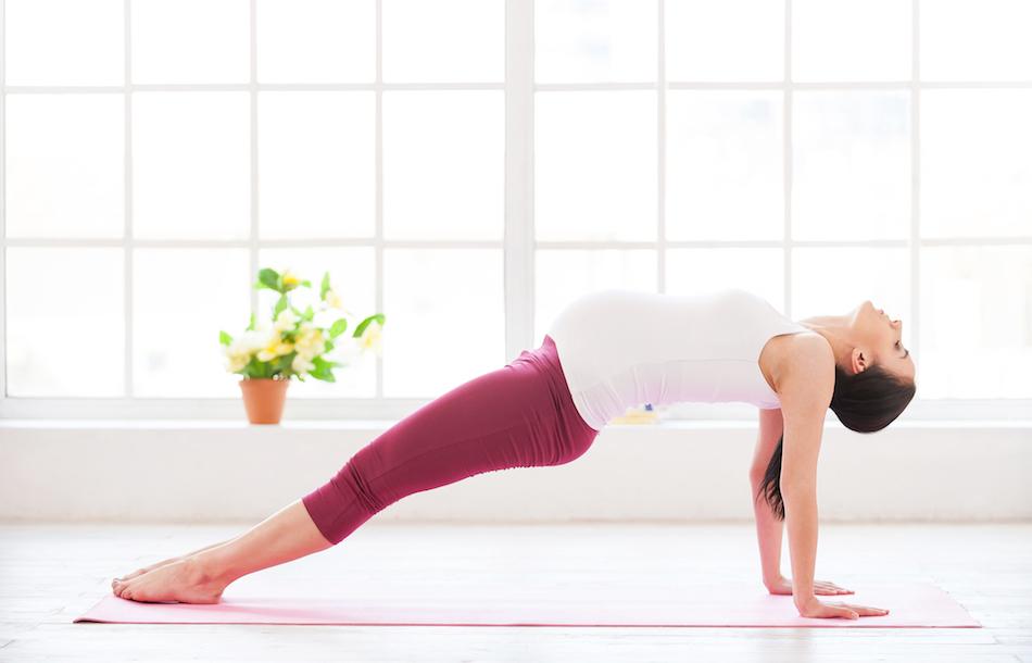 How Yoga Helps for To-be Mom ( Part I ) - Chaitanya Wellness Yoga Academy