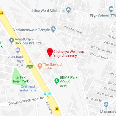 Studio 3 -Marathahalli-map